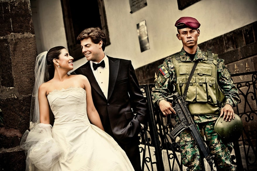 The Best Wedding Photographers of 2011