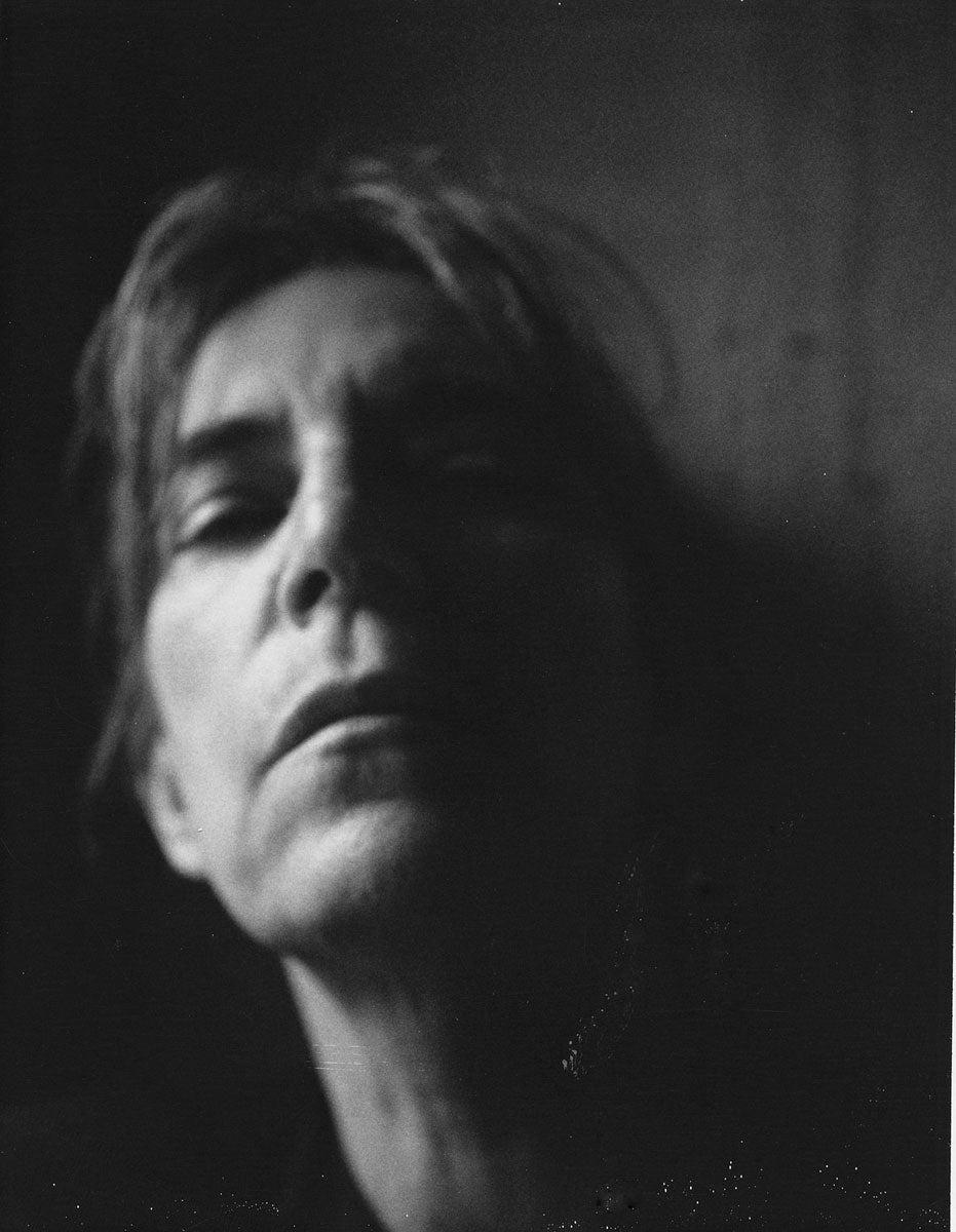 On the Wall: Patti Smith, Camera Solo
