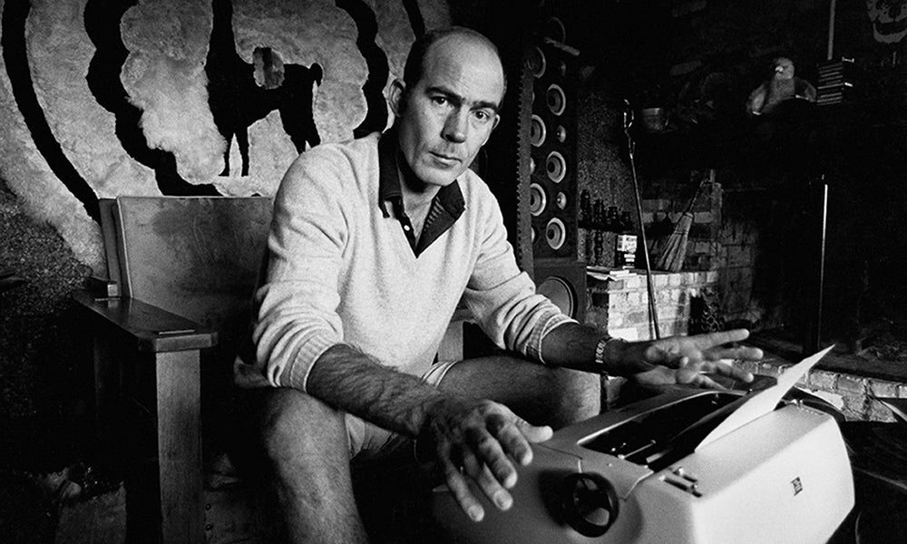 """Hunter S. Thompson's 1962 Pitch to Pop Photo on """"The Virtues of American Photography"""""""