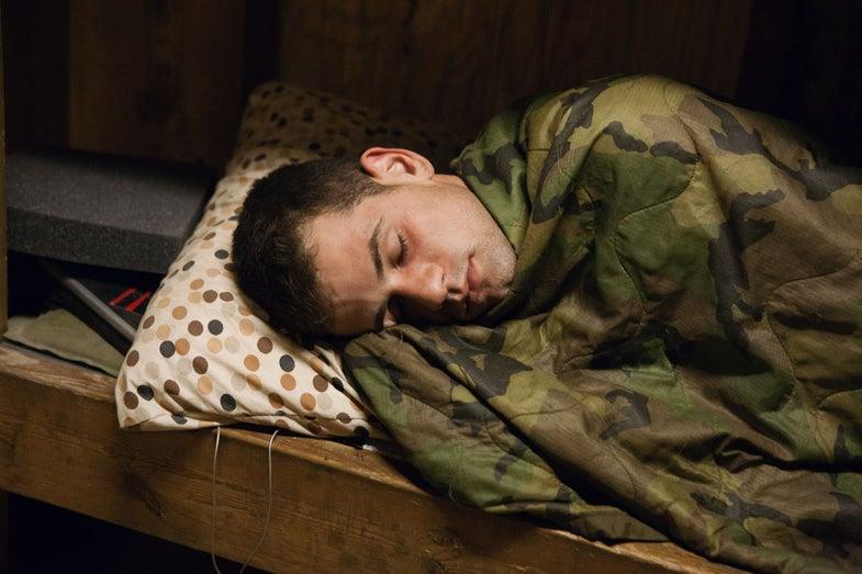 On the Wall: Tim Hetherington's Intimate Portraits of War
