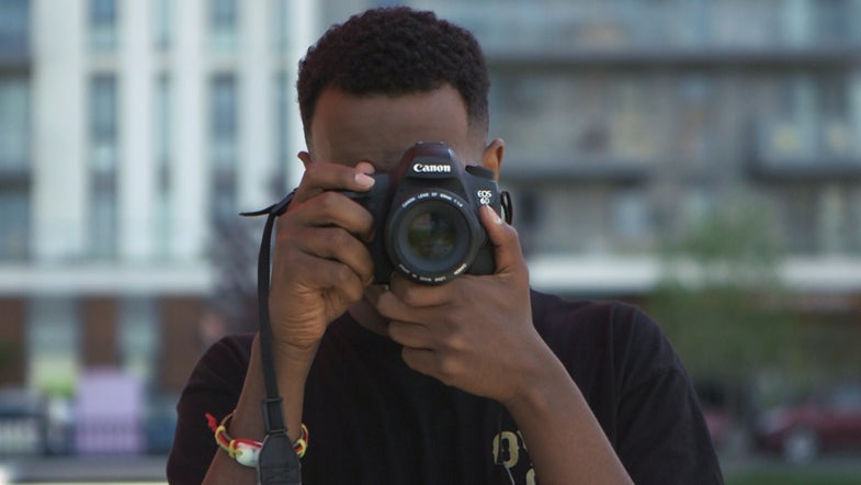 In Focus: Yasin Osman's Community Photo Workshop