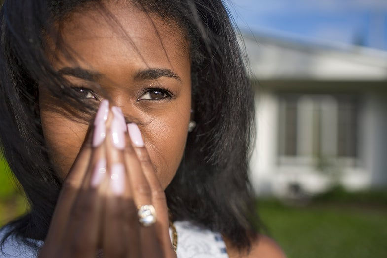 Kathy Shorr's Photography Book Documents Gun Violence Survivors in America