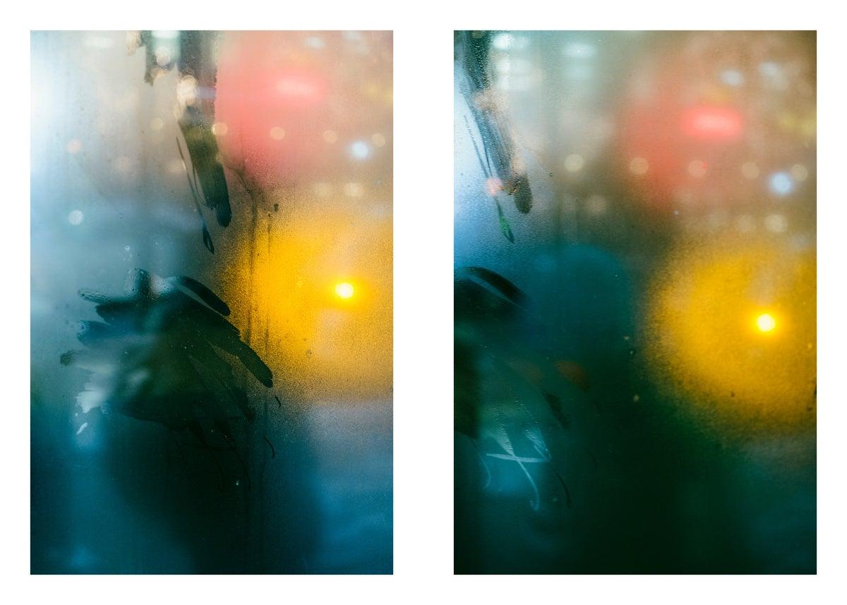 Photos Through Foggy Glass: Same Street Scene, Infinite Different Views