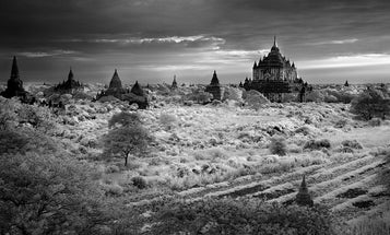 Infrared Burma