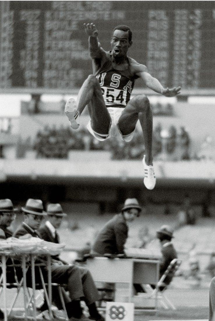 Masters of Olympic Photography: Tony Duffy