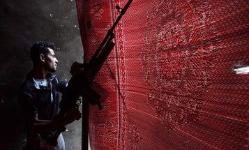 Photo of the Day: The Soft Light of Deir al-Zor
