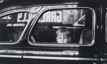 Revisiting Elliott Erwitt's Never-Ending Photographic Journey