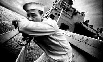 Platon's Powerful Pictures of U.S. Troops
