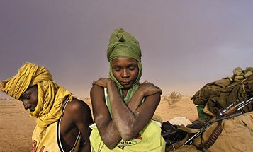 The Influencers: Lynsey Addario