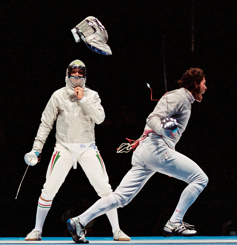 Masters of Olympic Photography: Ron Wyatt