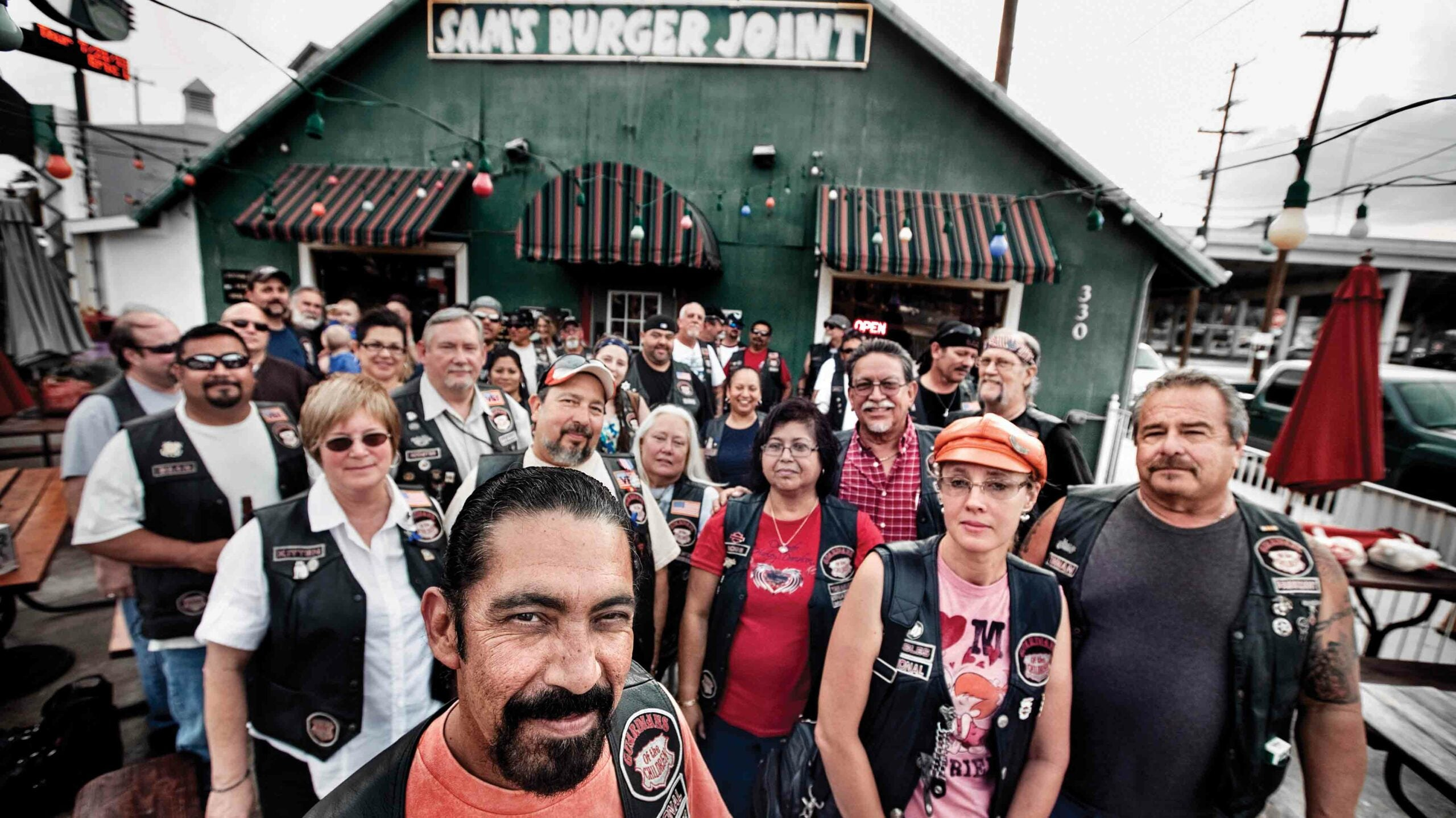 Claudio Cricca Finds Inspiration in Texas Bikers