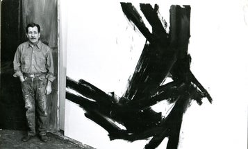 Fred W. McDarrah's Pictures of Painters: de Kooning, Warhol, Johns, and Friends
