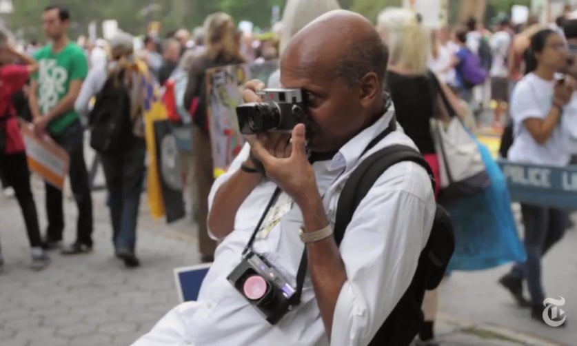 Video: On Assignment with a New York Times Staff Photographer