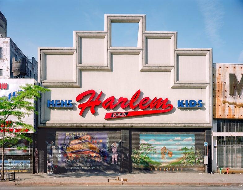 Capturing Harlem's Changing Face