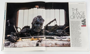 The Story Behind Ken Jarecke's Horrific and Controversial Gulf War Photo