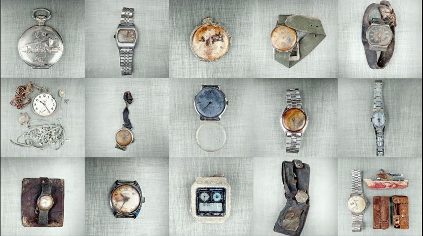 Video: Photographing Everyday Objects with Tragic Histories