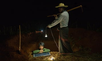See the Winning Photos of the 2015 Sony World Photography Awards