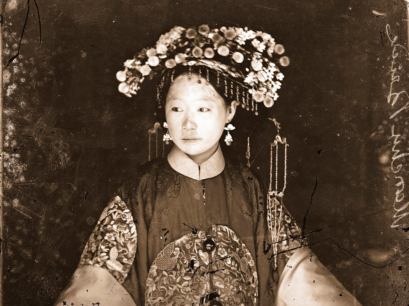 These Wet Plate Portraits Capture Chinese Culture in the 19th Century