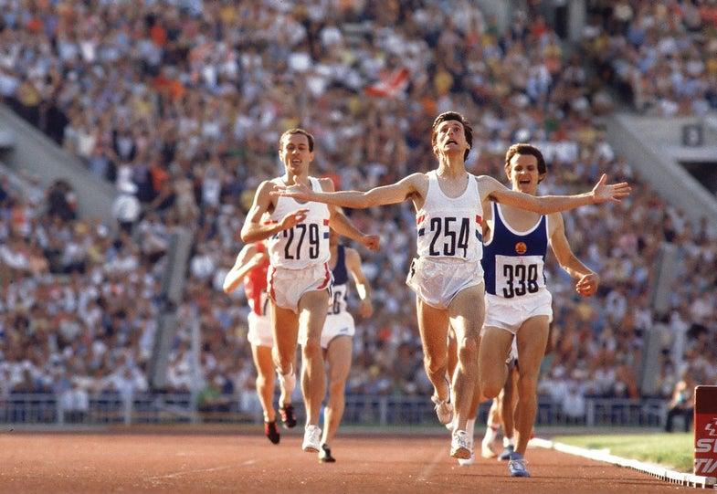 Masters of Olympic Photography: Heinz Kluetmeier