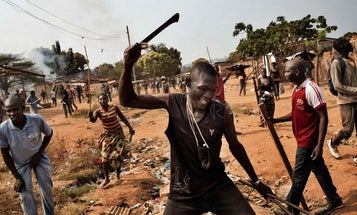 Marcus Bleasdale Wins FotoEvidence Book Award for Central African Republic Coverage