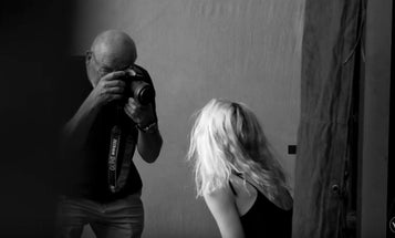 Take An Early Look Into The 2017 Pirelli Shot By Peter Lindbergh
