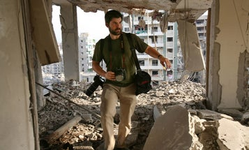 Chris Hondros Fund Goes Live, Supporting and Advancing Photojournalism