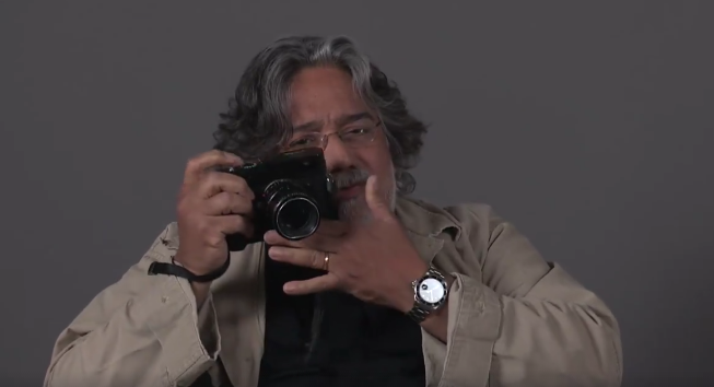 Ángel Franco and David Gonzalez Go Live on Facebook for The New York Times Lens Blog