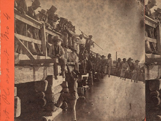 See a Grandmother's Collection of Civil War Photos Digitized by Library of Congress