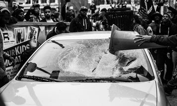 Baltimore's Freddie Gray Protests from the Photographer's Perspective