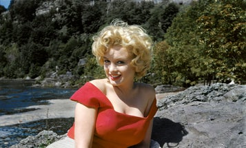 On the Wall: The Lost Photos of Marilyn Monroe