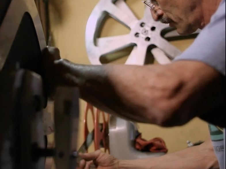 Meet the Last 35MM Film Projectionists in America (Maybe)