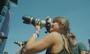 Watch This: Two Music Photographers Take on Austin City Limits Music Festival