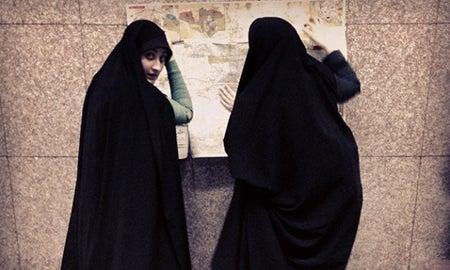 Instagram Takeover: Loulou d'Aki in Iran