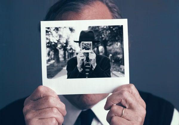 Tim Mantoani's Portraits of Portraits