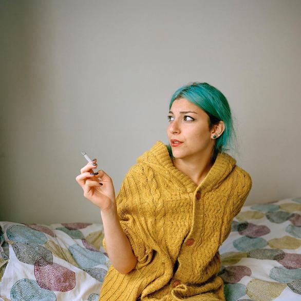 Instagram Takeover: Maureen Drennan's Portraits of Syrian Refugees in the Netherlands