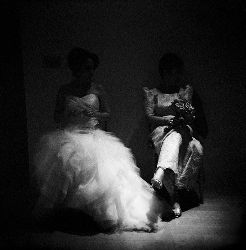 Kitty Clark Fritz and Craig Fritz (Twin Lens): Best Wedding Photographers 2012