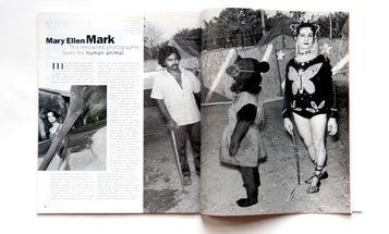 #TBT: Mary Ellen Mark Talks Process With American Photo, 1998