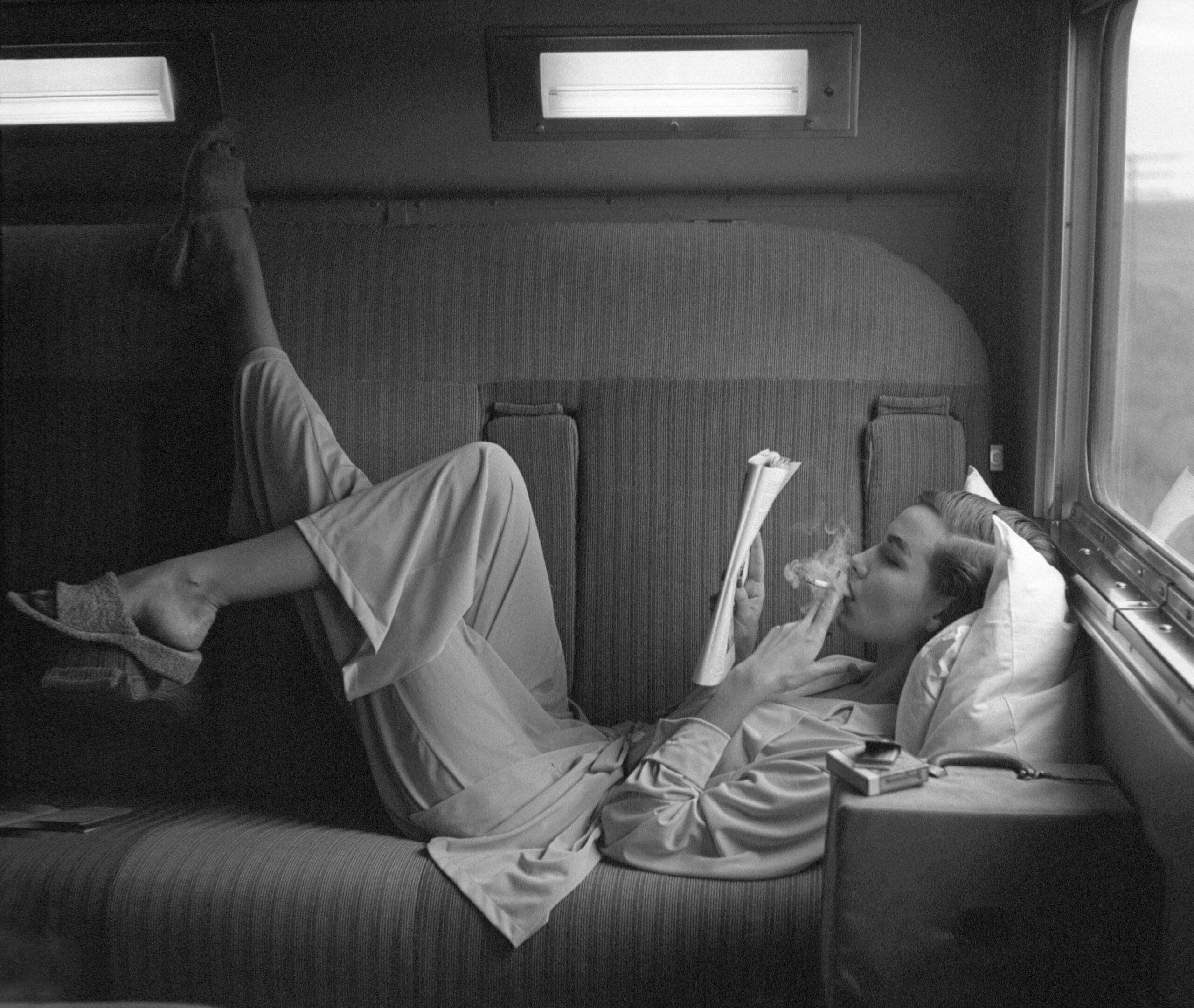 Lillian Bassman's Abstract, Re-Imagined Fashion Photography