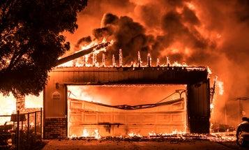 Jeff Frost's Stunning Photos of California's Devastating Wildfires
