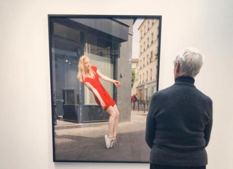 Instagram Takeover: Naomi Harris at Paris Photo