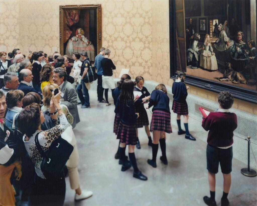 """""""Museo del Prado 7, Madrid,"""" 2005"""