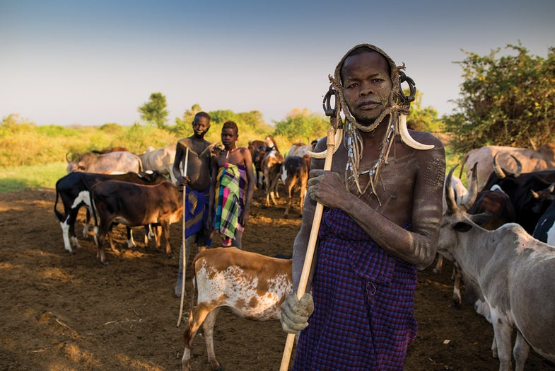 Peril in the Lower Omo Valley