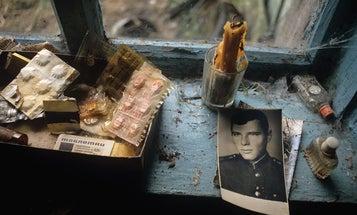 Gerd Ludwig Photographs Chernobyl's Legacy