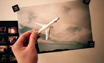 Behind the Notes: Sean Marc Lee's Model Airplane
