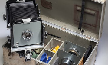Ansel Adams' Classic Arca-Swiss View Camera Up For Auction