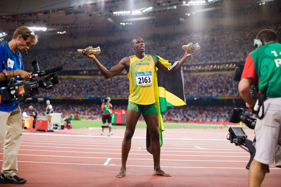 Masters of Olympic Photography: Mike Powell