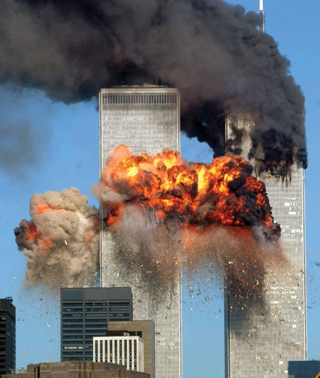 """9.11.01: The Photographers' Stories, Pt. 2—""""Don't Shoot This"""""""