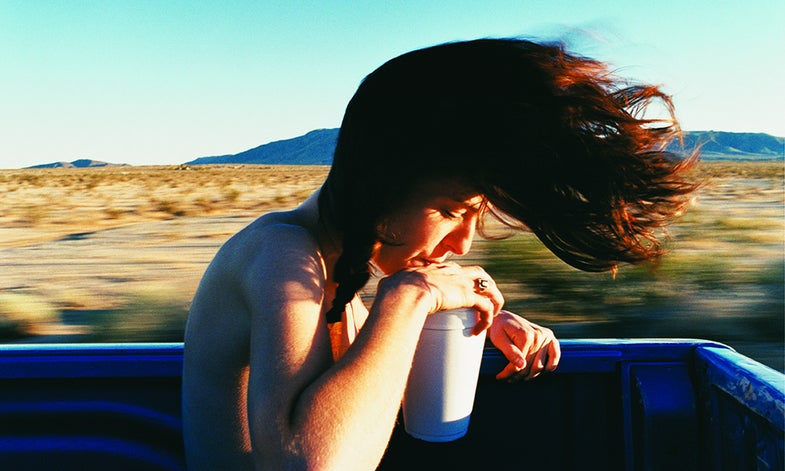The Influencers: Ryan McGinley
