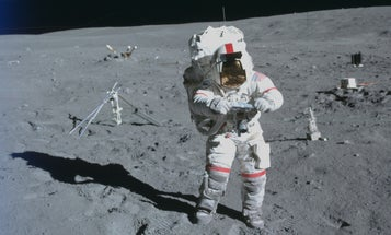 21 Of Our Favorite Frames From NASA's Massive Moon Mission Photo Archive