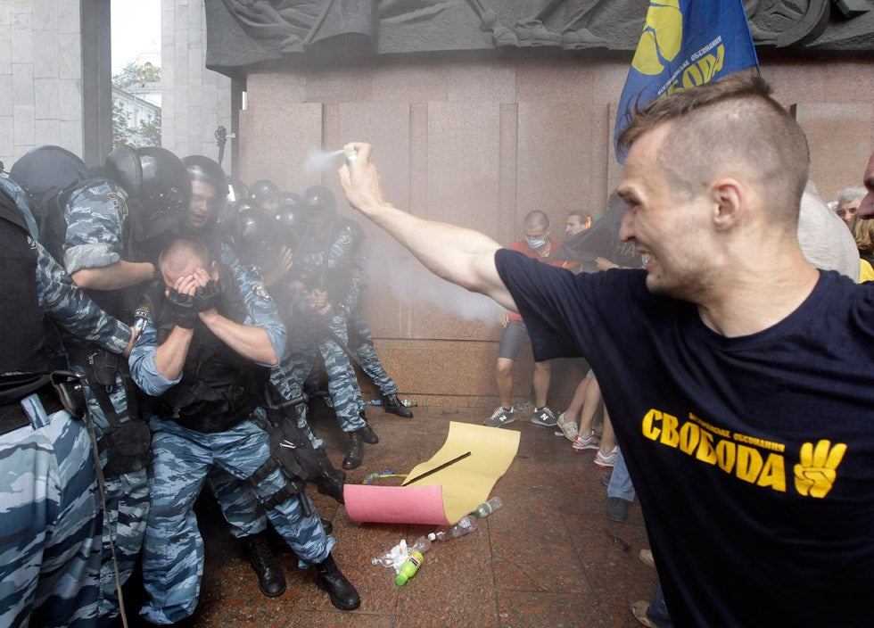 Photojournalism of the Week: July 6, 2012